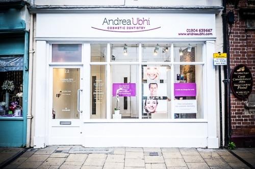 Andrea Ubhi Store Front